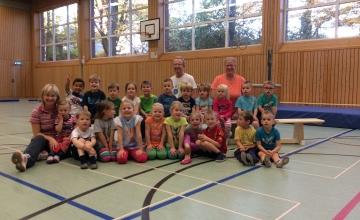 TB Höntrop - Kiga-Kids Dienstag